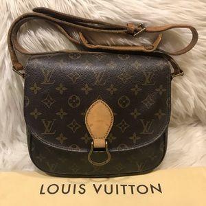 Authentic Louis Vuitton St Cloud GM #1.2M